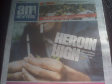 AMNY Heroin High 10-26-09