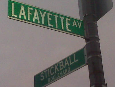 Laffayette-Stickball