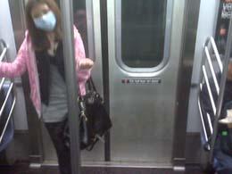 Swine Flu Girl2